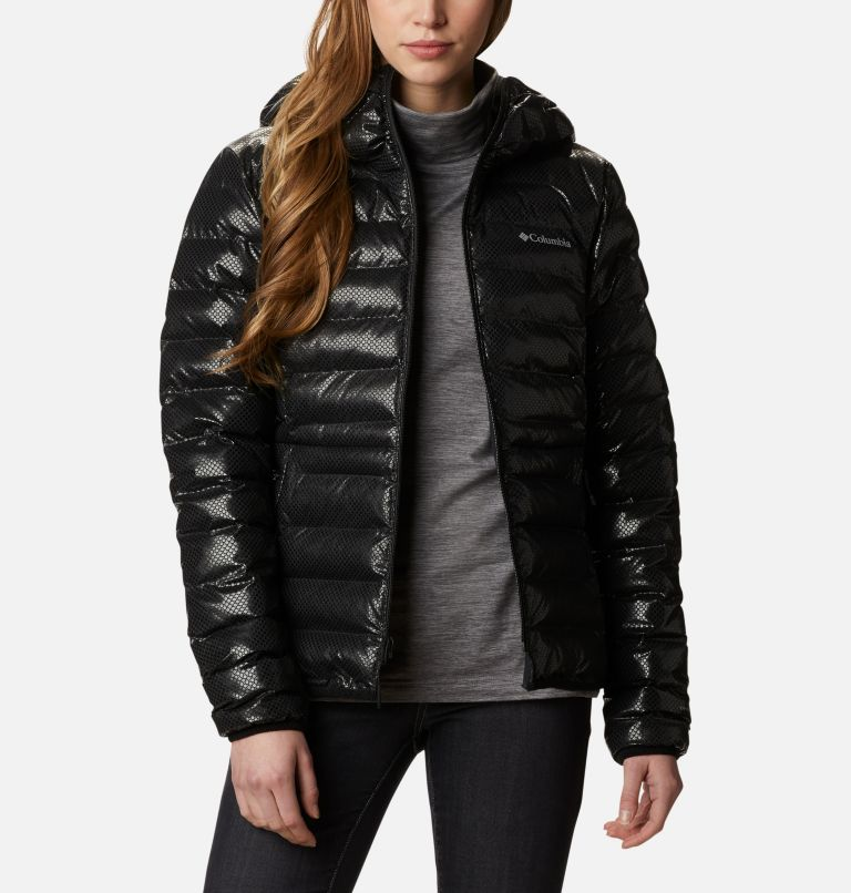 W Three Forks™ Black Dot™ Jacket | 010 | L Women's Three Forks™ Black Dot™ Jacket, Black, front