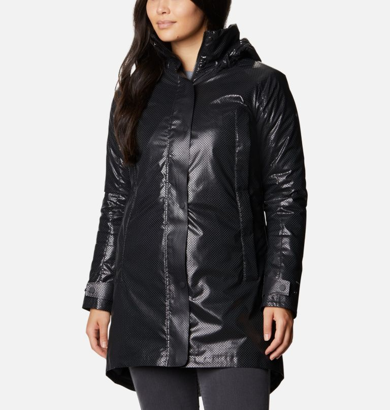 Manteau Dawn Watch™ Black Dot™ pour femme Manteau Dawn Watch™ Black Dot™ pour femme, front