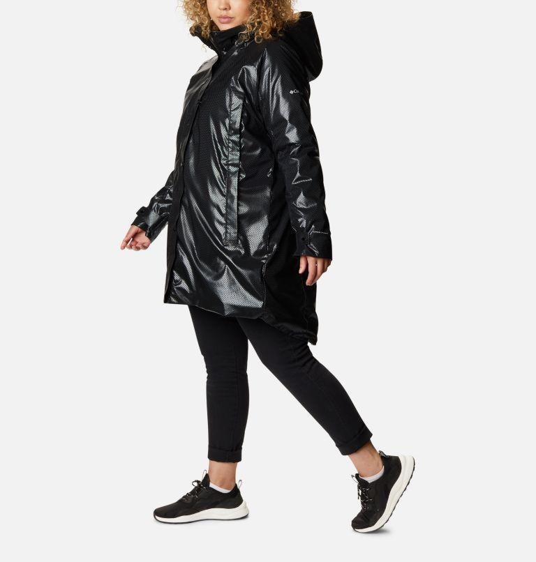 Manteau Dawn Watch™ Black Dot™ pour femme - Grandes tailles Manteau Dawn Watch™ Black Dot™ pour femme - Grandes tailles, a1