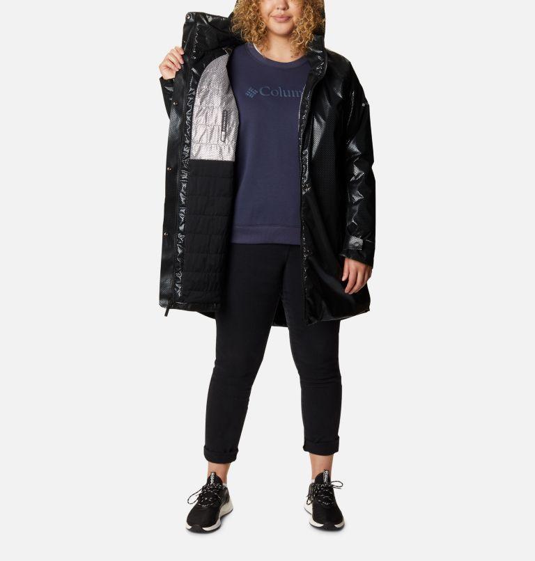 Manteau Dawn Watch™ Black Dot™ pour femme - Grandes tailles Manteau Dawn Watch™ Black Dot™ pour femme - Grandes tailles, a3