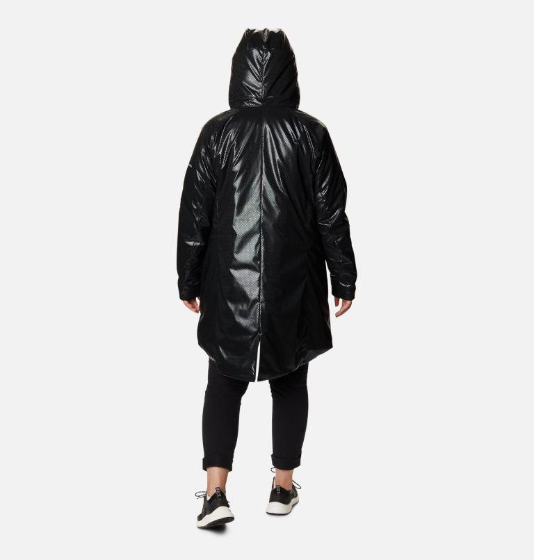 Manteau Dawn Watch™ Black Dot™ pour femme - Grandes tailles Manteau Dawn Watch™ Black Dot™ pour femme - Grandes tailles, back