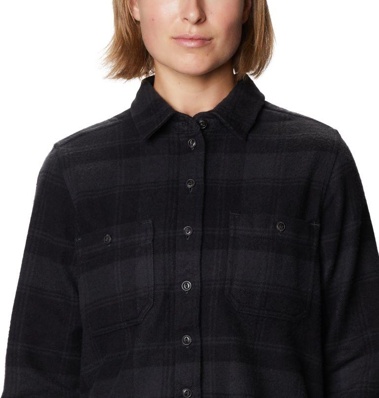 Plusher™ Long Sleeve Shirt | 004 | XL Women's Plusher™ Long Sleeve Shirt, Dark Storm, a2