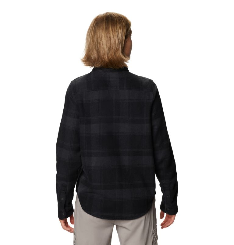 Women's Plusher™ Long Sleeve Shirt Women's Plusher™ Long Sleeve Shirt, back