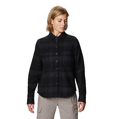 Women's Plusher™ Long Sleeve Shirt Plusher™ Long Sleeve Shirt | 022 | L, Dark Storm, front