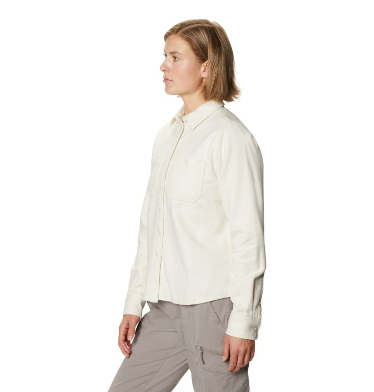 Plusher™ Long Sleeve Shirt | 022 | S Chemise à manches longues Plusher™ Femme, Stone, a1