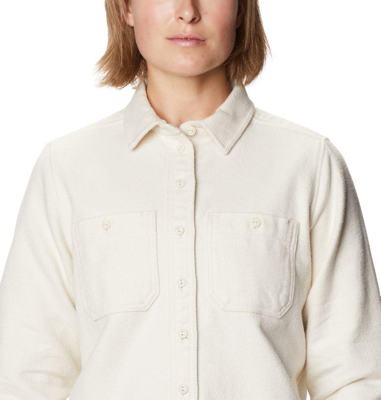 Plusher™ Long Sleeve Shirt | 022 | XL Chemise à manches longues Plusher™ Femme, Stone, a2