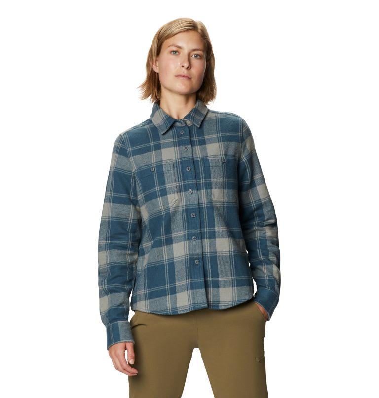 Women's Plusher™ Long Sleeve Shirt Women's Plusher™ Long Sleeve Shirt, front