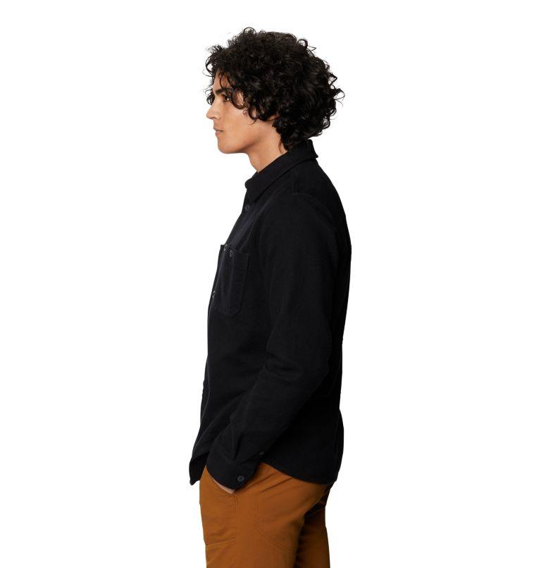 Plusher™ Long Sleeve Shirt | 010 | L Men's Plusher™ Long Sleeve Shirt, Black, a1