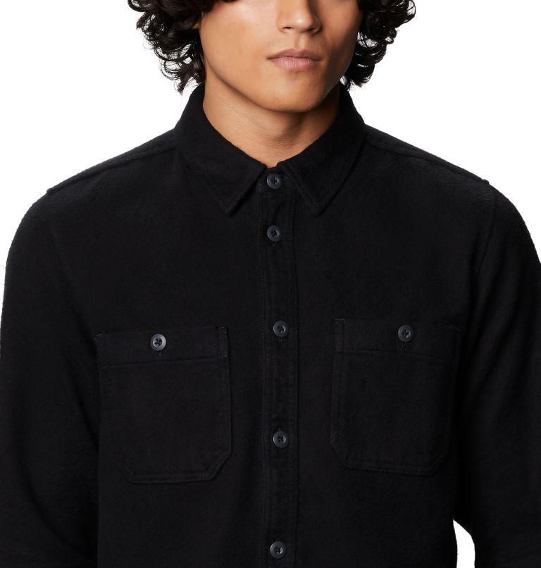 Plusher™ Long Sleeve Shirt | 010 | L Men's Plusher™ Long Sleeve Shirt, Black, a2