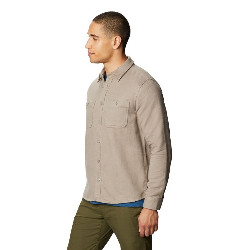 Plusher™ Long Sleeve Shirt | 262 | XL Men's Plusher™ Long Sleeve Shirt, Dunes, a1