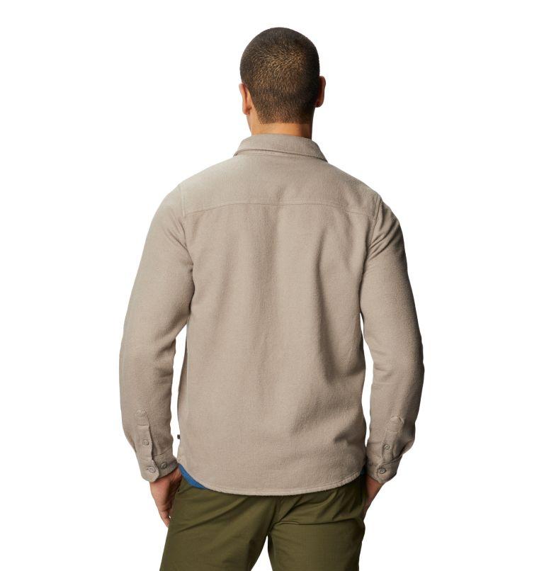 Plusher™ Long Sleeve Shirt | 262 | S Men's Plusher™ Long Sleeve Shirt, Dunes, back