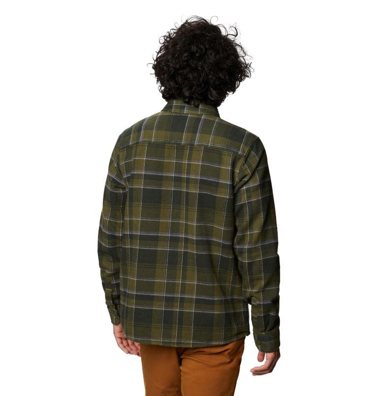 Men's Plusher™ Long Sleeve Shirt Men's Plusher™ Long Sleeve Shirt, back