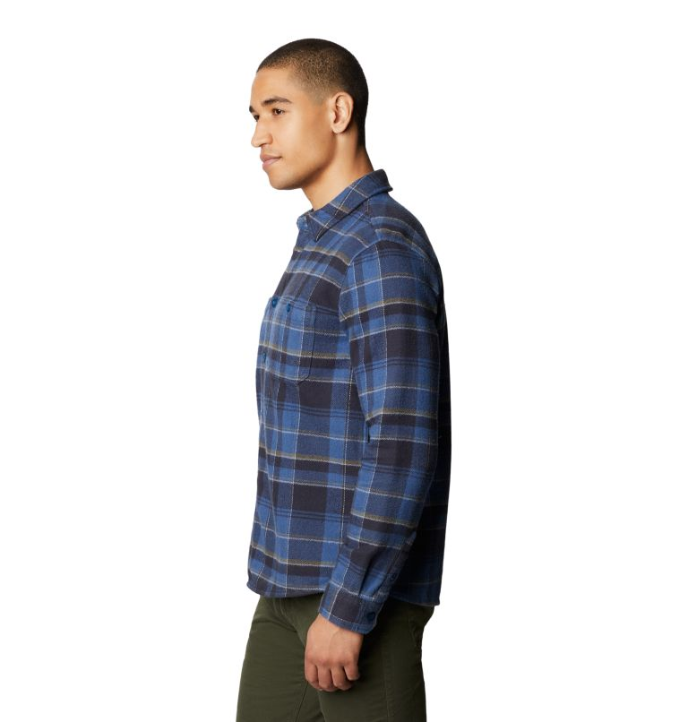 Plusher™ Long Sleeve Shirt | 402 | S Men's Plusher™ Long Sleeve Shirt, Blue Horizon, a1