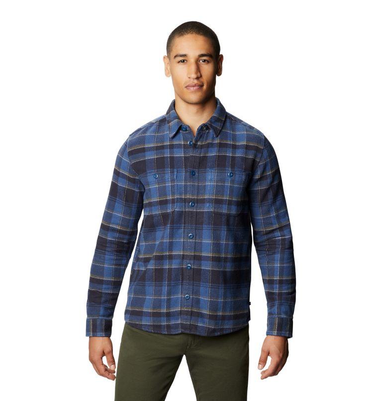 Plusher™ Long Sleeve Shirt | 402 | M Men's Plusher™ Long Sleeve Shirt, Blue Horizon, front