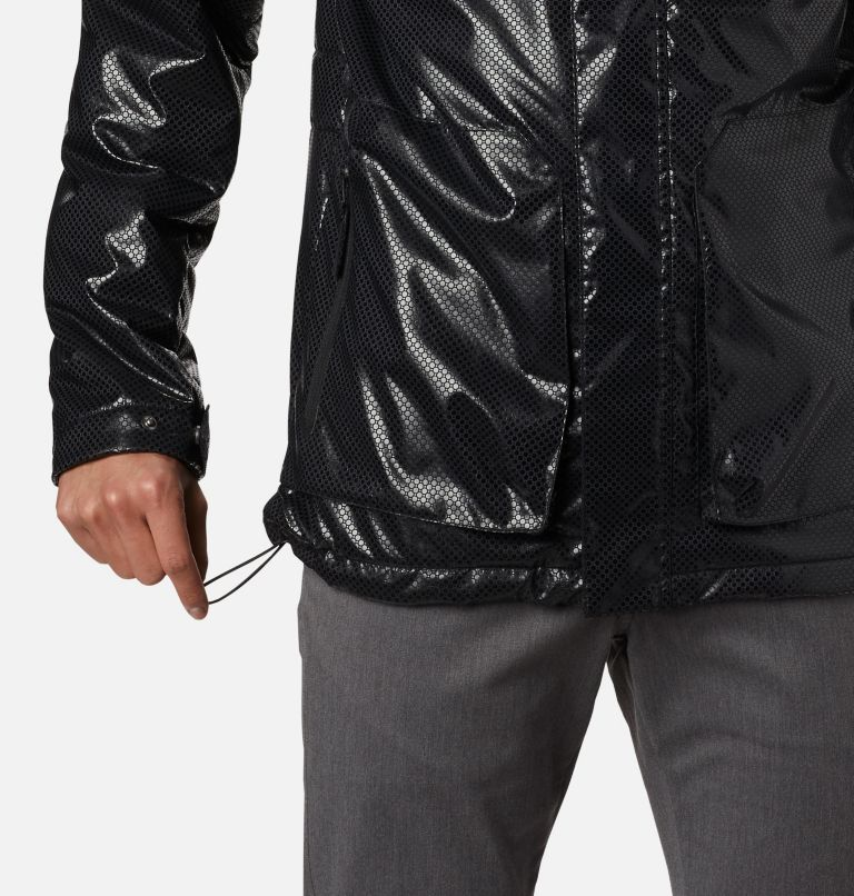 Dawn Watch™ Black Dot™ Jacket | 010 | L Manteau Dawn Watch™ Black Dot™ pour homme, Black, a3