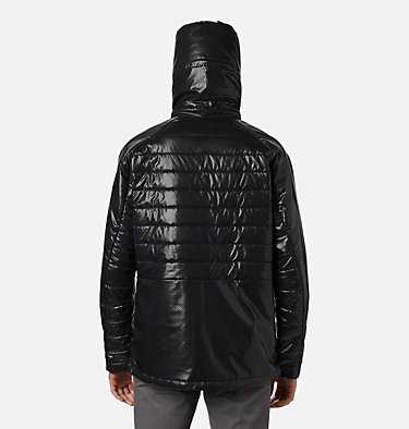 Manteau Dawn Watch™ Black Dot™ pour homme Dawn Watch™ Black Dot™ Jacket   010   S, Black, back