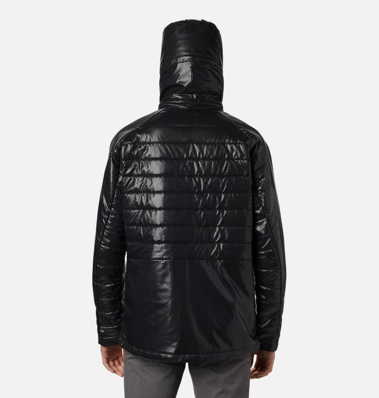 Dawn Watch™ Black Dot™ Jacket | 010 | L Manteau Dawn Watch™ Black Dot™ pour homme, Black, back