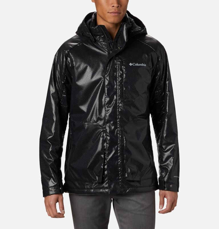 Dawn Watch™ Black Dot™ Jacket | 010 | L Manteau Dawn Watch™ Black Dot™ pour homme, Black, front