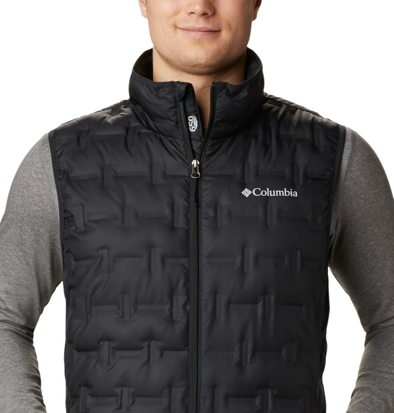 Men's Delta Ridge™ Down Vest Men's Delta Ridge™ Down Vest, a2