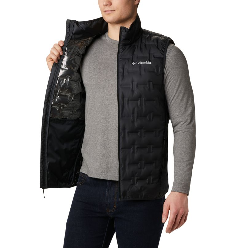 Men's Delta Ridge™ Down Vest Men's Delta Ridge™ Down Vest, a4