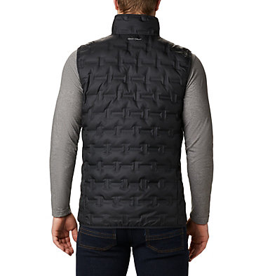 Men's Delta Ridge™ Down Vest Delta Ridge™ Down Vest | 464 | XXL, Black, back