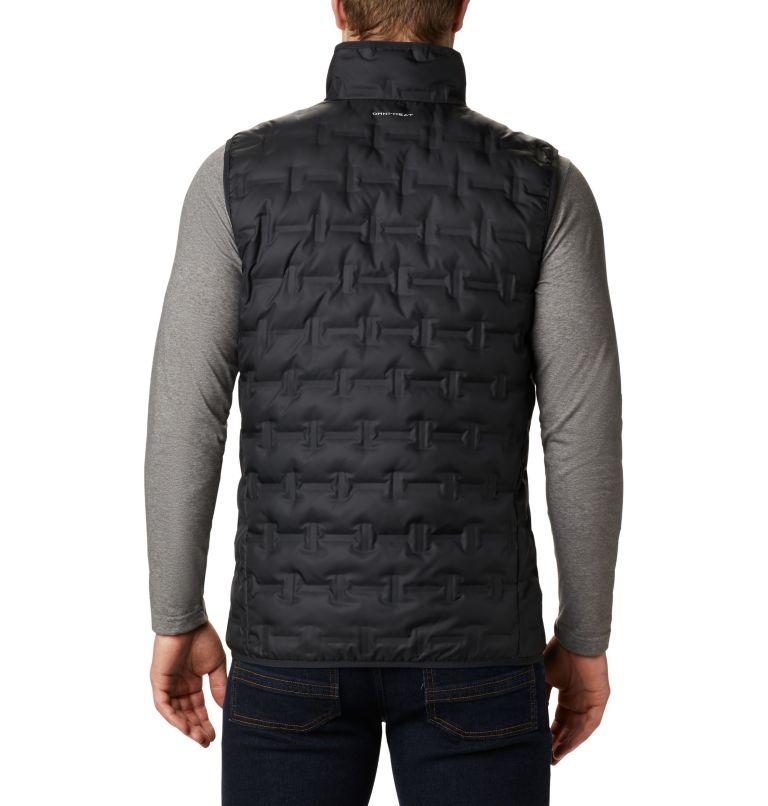 Men's Delta Ridge™ Down Vest Men's Delta Ridge™ Down Vest, back