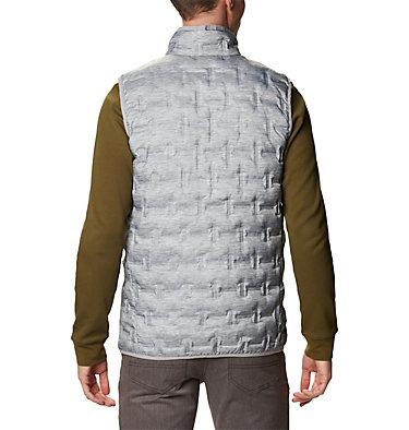 Veste en duvet Delta Ridge™ pour homme Delta Ridge™ Down Vest | 039 | L, Columbia Grey Heather, back