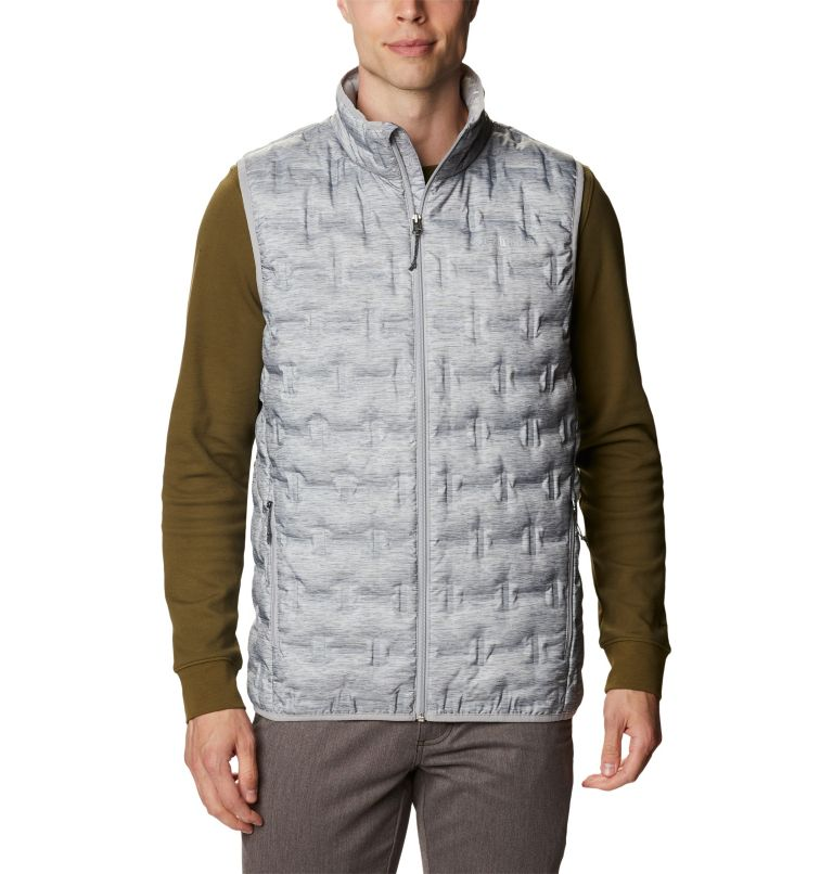 Men's Delta Ridge™ Down Vest Men's Delta Ridge™ Down Vest, front