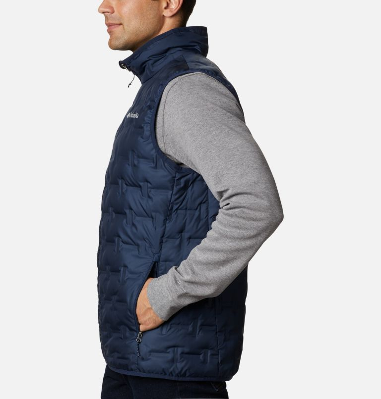 Men's Delta Ridge™ Down Vest Men's Delta Ridge™ Down Vest, a1