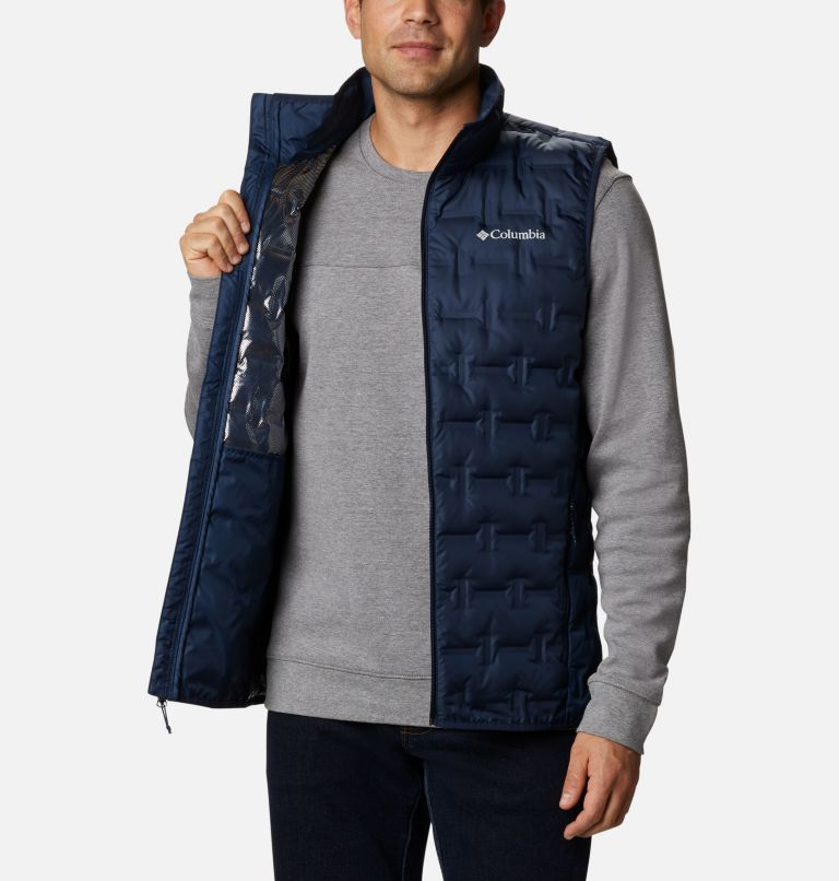 Men's Delta Ridge™ Down Vest Men's Delta Ridge™ Down Vest, a3