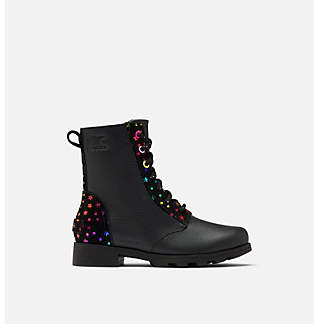 Youth Emelie™ Short Lace Boot