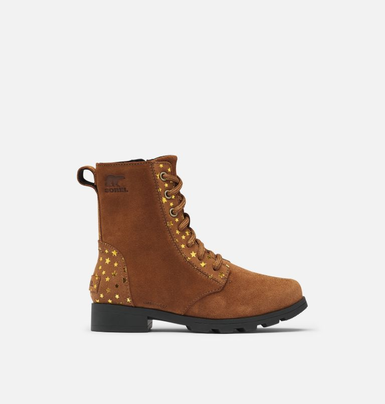 Youth Emelie™ Short Lace Boot Youth Emelie™ Short Lace Boot, front