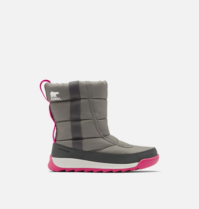 YOUTH WHITNEY™ II PUFFY MID | 052 | 6 Youth Whitney™ II Puffy Mid Boot, Quarry, front