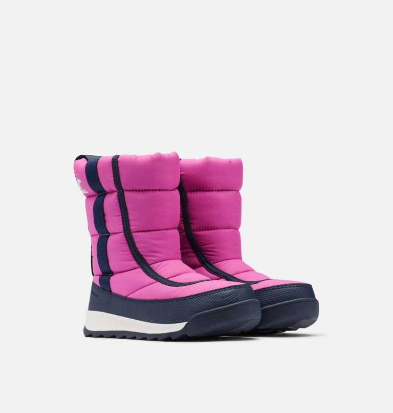 Kids' Whitney™ II Puffy Mid Boot Kids' Whitney™ II Puffy Mid Boot, 3/4 front