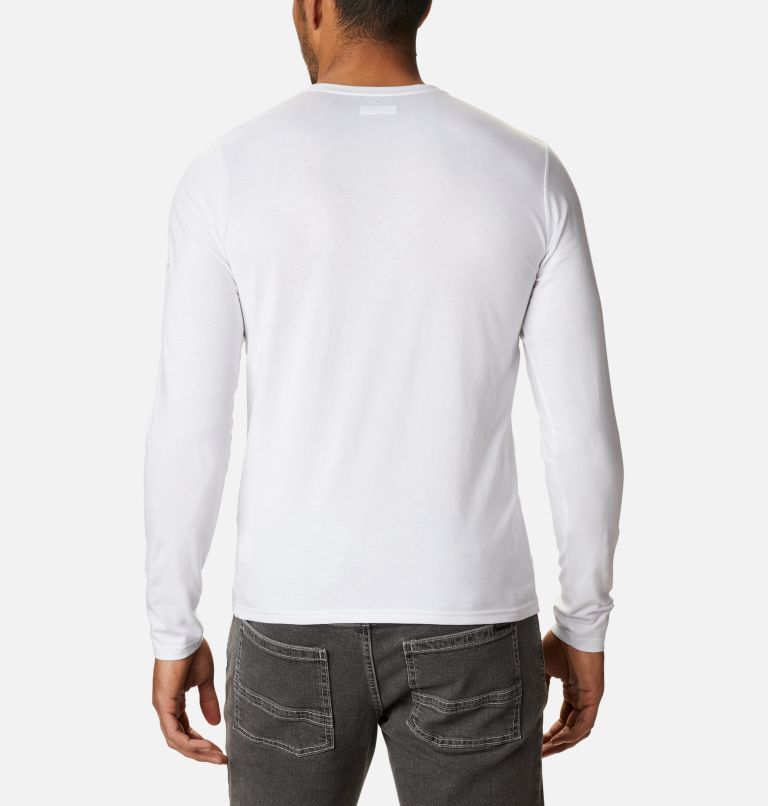 Men's Lookout Point Long Sleeve Graphic T-Shirt Men's Lookout Point Long Sleeve Graphic T-Shirt, back