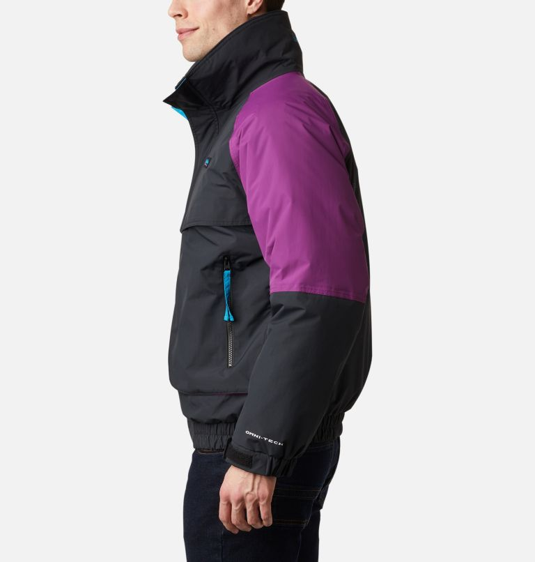 Powder Keg™ Interchange Parka | 010 | XL Men's Powder Keg™ Interchange Parka, Black, Plum, a1