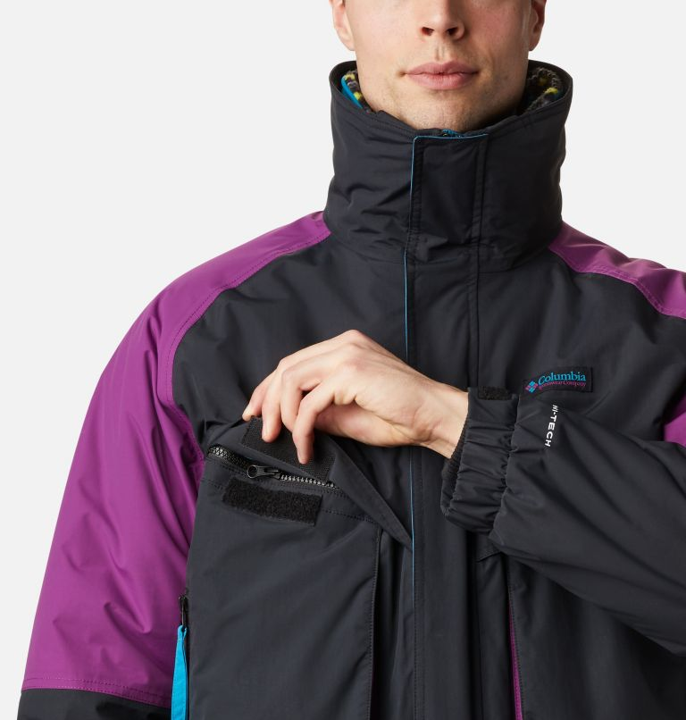 Powder Keg™ Interchange Parka | 010 | S Men's Powder Keg™ Interchange Parka, Black, Plum, a5