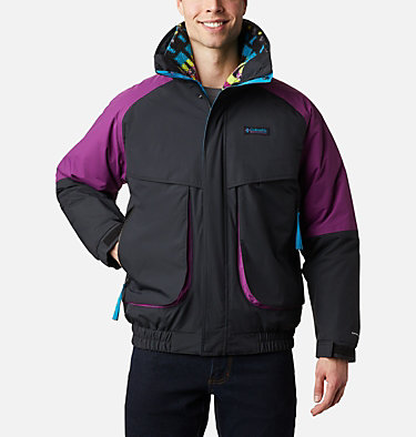 Parka Powder Keg Interchange para hombre Powder Keg™ Interchange Parka | 462 | L, Black, Plum, front