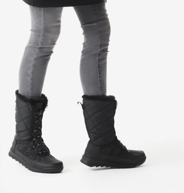 Women's Whitney™ II Tall Lace Boot Women's Whitney™ II Tall Lace Boot, video