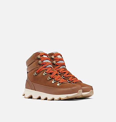 Women's Kinetic™ Conquest Boot KINETIC™ CONQUEST | 242 | 10, Velvet Tan, 3/4 front