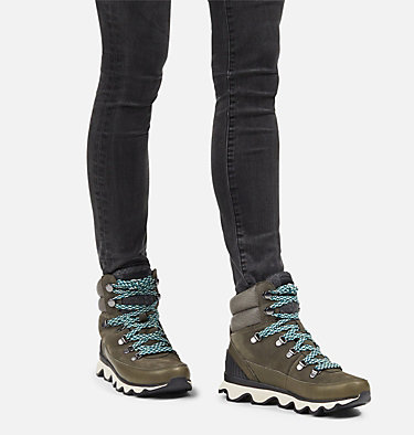 Women's Kinetic™ Conquest Boot KINETIC™ CONQUEST | 242 | 10, Alpine Tundra, video