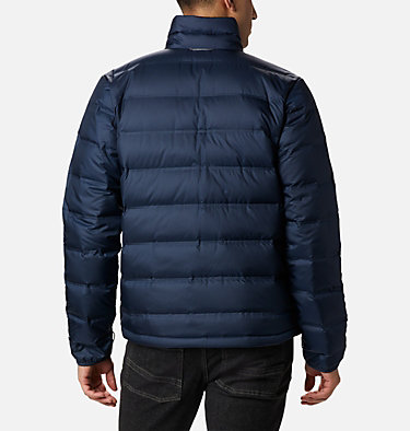 Men's Thurston Hills™ Down Jacket Thurston Hills™ Down Jacket | 464 | L, Collegiate Navy, back