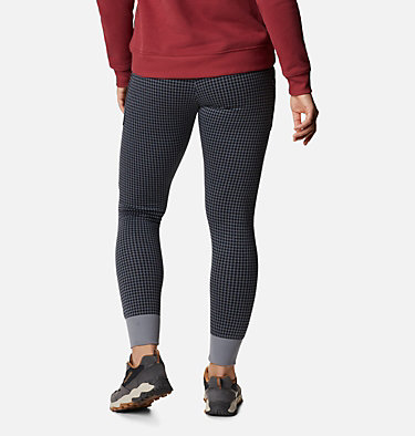 Women's Sunday Summit™ Jacquard Leggings Sunday Summit™ Jacquard Legging | 021 | L, Grey Ash Jacquard Houndstooth, back