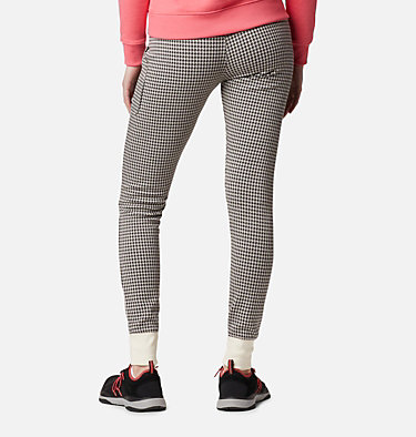 Women's Sunday Summit™ Jacquard Leggings Sunday Summit™ Jacquard Legging | 021 | L, Chalk Jacqaurd Houndstooth, back