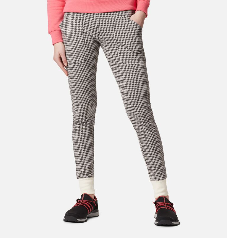 Women's Sunday Summit™ Jacquard Leggings Women's Sunday Summit™ Jacquard Leggings, front