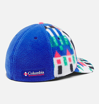 Columbia™ Fleece Cap Columbia™ Fleece Cap | 010 | L/XL, White Print, Lapis Blue, back
