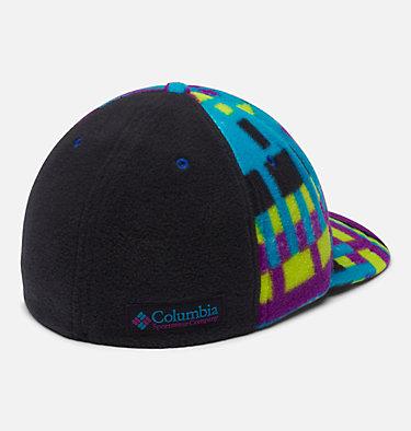 Columbia™ Fleece Cap Columbia™ Fleece Cap | 010 | L/XL, Fjord Blue Print, Black, back