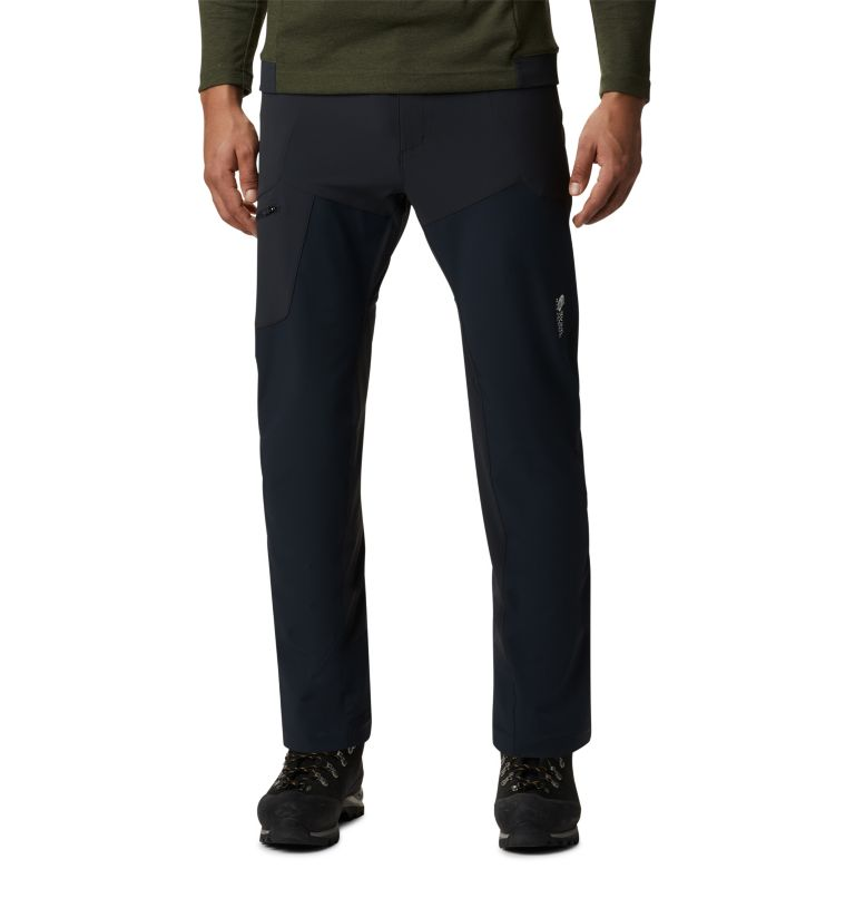 Chockstone™ Alpine Pant | 004 | L Men's Chockstone™ Alpine Pant, Dark Storm, front