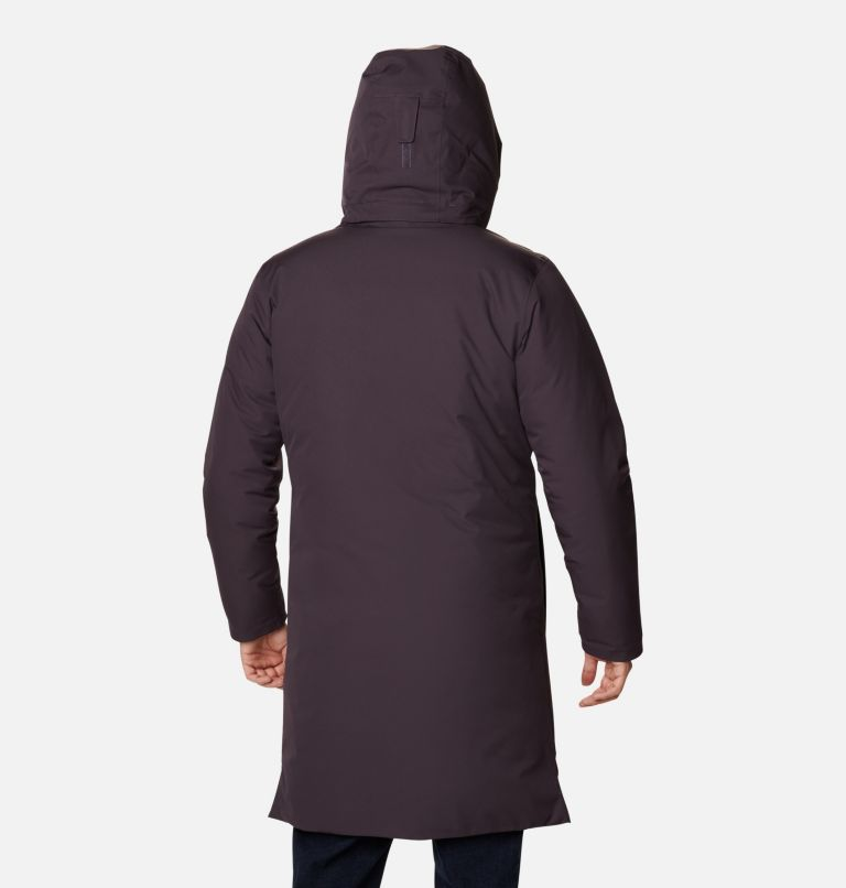 Men's Blizzard Fighter™ Long Jacket Men's Blizzard Fighter™ Long Jacket, back