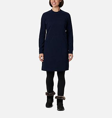 Robe en ottoman Firwood™ pour femme Firwood™ Ottoman Dress | 011 | L, Dark Nocturnal, front